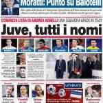 Corriere dello Sport: Juve, tutti i nomi