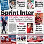 Corriere dello Sport: Sprint Inter