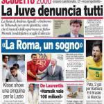 Corriere dello Sport: La Juve denuncia tutti