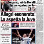 Corriere dello Sport: Allegri esonerato! Lo aspetta la Juve