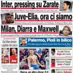 Corriere dello Sport: Inter, pressing su Zarate