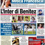Corriere dello Sport: L'Inter di Benitez