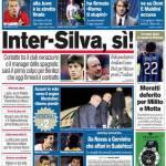 Corriere dello Sport: Inter-Silva, sì!