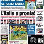 Corriere dello Sport: L'Italia è pronta