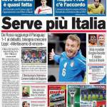 Corriere dello Sport: Serve più Italia