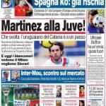 Corriere dello Sport: Martinez alla Juve