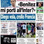 """Corriere dello Sport: Mascherano """"Benitez mi porti all'Inter?"""""""