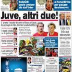 Corriere dello Sport: Juve, altri due!