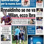 Corriere dello Sport: Milan, ecco Ibra