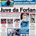 Corriere dello Sport: Juve da Forlan
