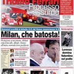 Corriere dello Sport: Milan, che batosta!