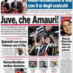Corriere dello Sport: Juve, che Amauri!