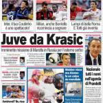 Corriere dello Sport: Juve da Krasic