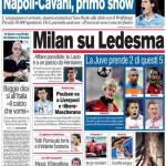 Corriere dello Sport: Milan su Ledesma