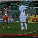 Video – Spettacolare Neymar! Ecco il nuovo trick che si è inventato contro il Botafogo
