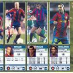Foto – Neymar passa al Barça: ecco i 4 fenomeni brasiliani che lo hanno preceduto in azulgrana