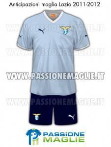 nuova maglia lazio 2012 226x300 Nuova maglia Lazio 2012: prime ricostruzioni in rete   Foto