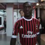 Nuova maglia Milan 2012: prime immagini ufficiali! – Foto