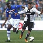 Calciomercato Napoli, Obiang Nainggolan: i due nel mirino dei dirigenti partenopei