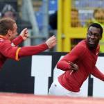 Calciomercato Roma, Okaka: solo cessione a titolo definitivo