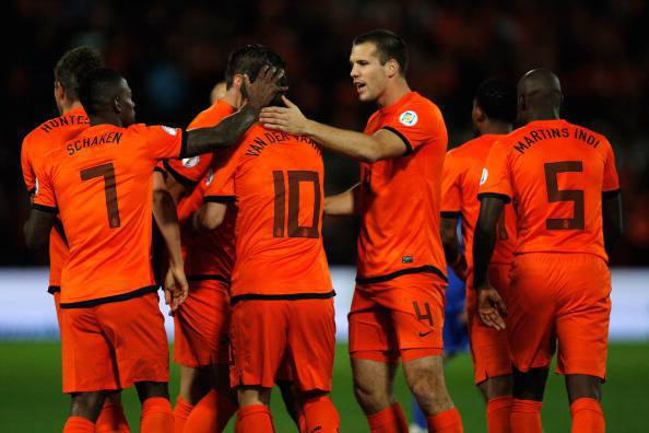 Netherlands v Andorra - FIFA 2014 World Cup Qualifier
