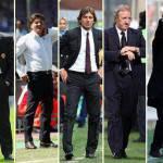 Gli oscar Cmnews al Calciomercato: ecco la Top 5 degli allenatori della Serie A!