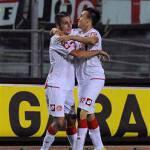Serie B, Padova-Reggina 4-0