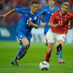 Calciomercato Napoli, Inler all'Inter potrebbe aprire a Palombo