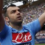 Napoli-Cagliari, le formazioni ufficiali: Pandev titolare, panchina per Zapata