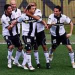 Parma-Sampdoria 1-0: decide Bojinov