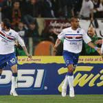 """Calcio Sampdoria. Werder Brema-Samp 3-1, Pazzini: """"Ci giocheremo tutto nel ritorno"""""""