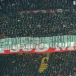 Milan, tolto il Daspo ai due tifosi che esponevano lo striscione contro Pessotto
