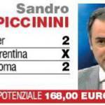 Il pronostico di Piccinini sulla 36esima giornata – Foto