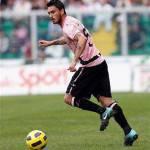"""Palermo-Genoa 1-0, Pinilla: """"Tre punti importantissimi"""""""