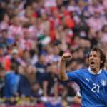 Italia-Croazia 1-1, Pirlo non basta: pareggio che sta strettissimo agli azzurri
