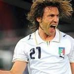Irlanda-Italia, Pirlo record: 101 palloni toccati, 3 sbagliati!