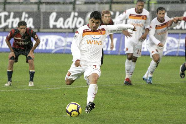pizarrodavid1 Calciomercato Roma, Pizarro al City: entro mezzanotte lannuncio ufficiale