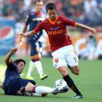 Serie A, Roma-Lecce 2-1 risultato finale