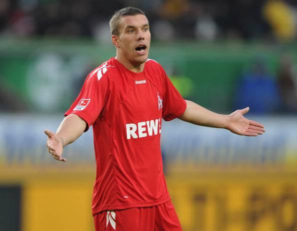 podolski22 Calciomercato Inter, Podolski: i nerazzurri seguono lattaccante del Colonia