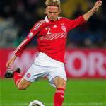 """Calciomercato Juventus, Agger dà il benvenuto a Poulsen: """"E' da Liverpool"""""""