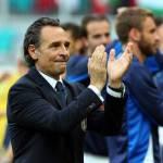 "Rigori Italia, Prandelli: ""Bonucci era in lista"", Giaccherini: ""Sta volta l'ho battuto…"""