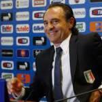 Italia, ecco la nuova formazione con Prandelli – Foto