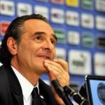 Italia-Nigeria, Prandelli: l'attacco mi è piaciuto. Totti? Il tempo passa per tutti…