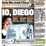 Gazzetta dello Sport: Io, Diego