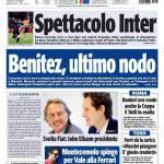 Tuttosport: Benitez, ultimo nodo