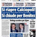 Tuttosport: Si chiude per Benitez