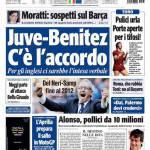 Tuttosport: Juve-Benitez c'è l'accordo