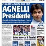 Tuttosport: Agnelli presidente