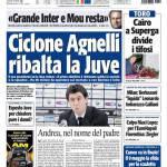 Tuttosport: Ciclone Agnelli ribalta la Juve