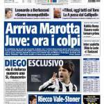 Tuttosport: Arriva Marotta, Juve ora i colpi